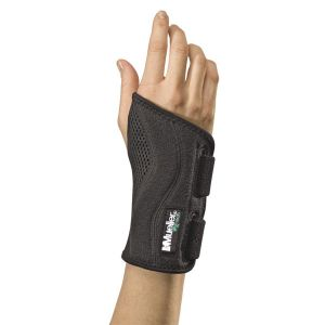 ミューラー Mueller FITTED WRIST BRACE JP PLUS 手首用 サポーター L~XL 右用 55029