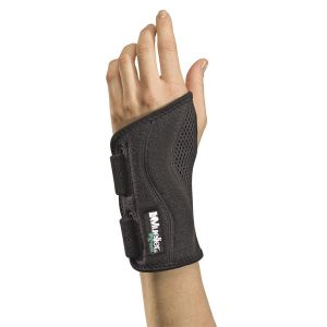 ミューラー Mueller FITTED WRIST BRACE JP PLUS 手首用 サポーター L~XL 左用 55039
