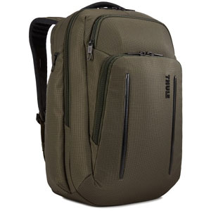 THULE バックパック Crossover 2 Backpack 30L - Forest Night 3203837