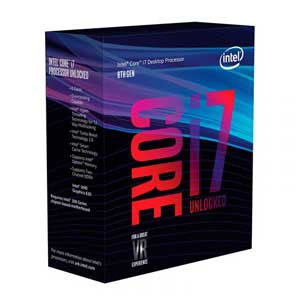 インテル Intel Core i7 8700K BOX