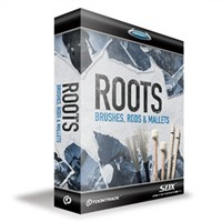 Toontrack Music SDX ROOTS - BRUSHES, RODS & MALLETS