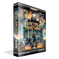 Toontrack Music EZX METAL MACHINE