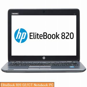 HP EliteBook 820 G2/CT Notebook PC K7U43AV-AAEL