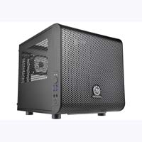 Thermaltake Core V1 PCケース CA-1B8-00S1WN-00
