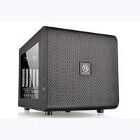 Thermaltake Core V21/Black/Win/SECC PCケース CA-1D5-00S1WN-00 CA1D500S1WN00