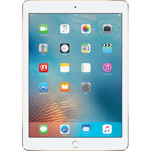 Apple iPad Pro Wi-Fiモデル 9.7インチ 32GB MLMQ2J/A(ゴールド)