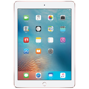 Apple iPad Pro Wi-Fiモデル 128GB MM192J/A(ローズゴールド) MM192JA