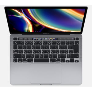 Apple Apple MXK32J/A MacBook Pro Retinaディスプレイ 1400/13.3 スペースグレイ