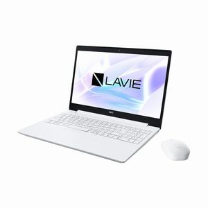 NEC LAVIE Note Standard NS700/NAW PC-NS700NAW (カームホワイト)15.6型