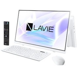 NEC NEC PC-HA370RAW LAVIE Home All-in-one HA370/RAW ファインホワイト