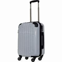 (46L) TSAロック搭載スーツケース カーボンワイン A.L.I ADY‐5022