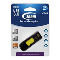 チーム Team 【USB3.0 32GB】TC145332GY01