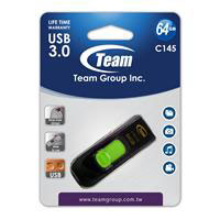 チーム Team 【USB3.0メモリー 64GB】TC145364GG01