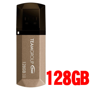 チーム(Team) 【USB3.0メモリー 128GB】TC1553128GD01