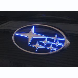 フロント スバル BP (アプライドD型以降) LEDトランスエンブレム レガシィワゴン LTE-S1 Junack/ 06.05〜09.04 ジュナック