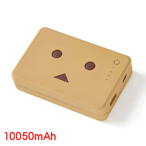 チーロ cheero cheero Power Plus DANBOARD version 10050mAh Milk Choco CHE-096-BR