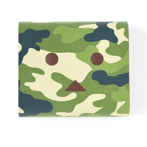 チーロ cheero cheero Power Plus DANBOARD version 13400mAh Camouflage CHE-097-CA
