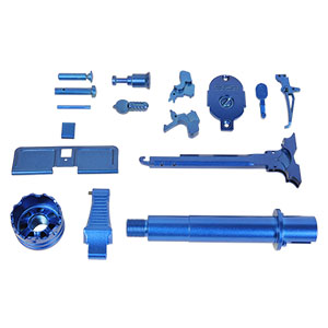 G&G ARP9 Super Ranger Dress-up Kit - Sky G-10-124-3