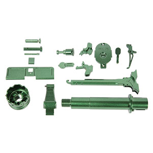 G&G ARP9 Super Ranger Dress-up Kit - Jade G-10-124-4