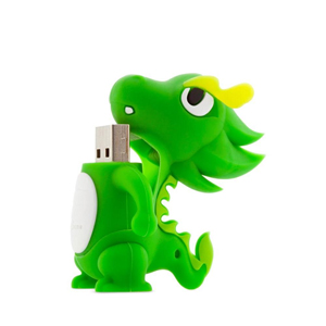 Bone Collection(ボーンコレクション) おもしろUSB DR15101-16G GREEN DRAGON 16GB