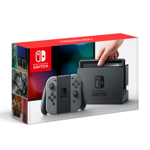 任天堂 Nintendo Switch (グレー)