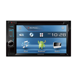 ケンウッド(KENWOOD) DVD/CD/USB/iPodレシーバー MP3/WMA/AAC/WAV対応 DDX3016