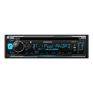 ケンウッド(KENWOOD) CD/USB/iPod/Bluetoothレシーバー MP3/WMA/AAC/WAV/FLAC対応 U350BT