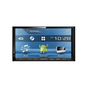 ケンウッド(KENWOOD) DVD/CD/USB/iPodレシーバー MP3/WMA/AAC/WAV対応 DDX6016