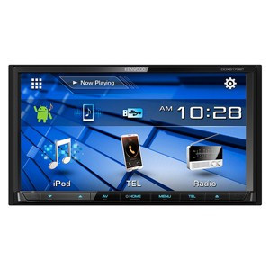 ケンウッド(KENWOOD) DVD/CD/USB/iPod/Bluetoothレシーバー MP3/WMA/AAC/WAV/FLAC対応 DDX6170BT