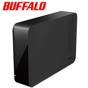 バッファロー(BUFFALO) HD-LC4.0U3-BKE